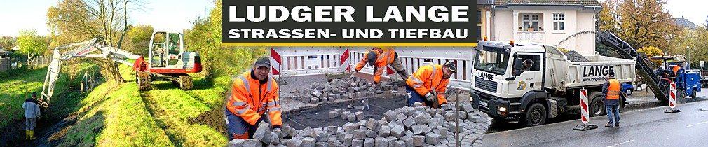 Ludger Lange Strassen- und Tiefbau